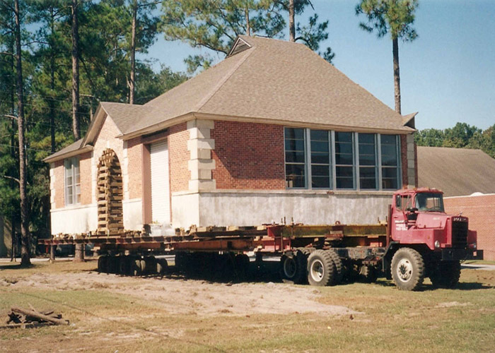 House building movers portfolio for Building a house in florida